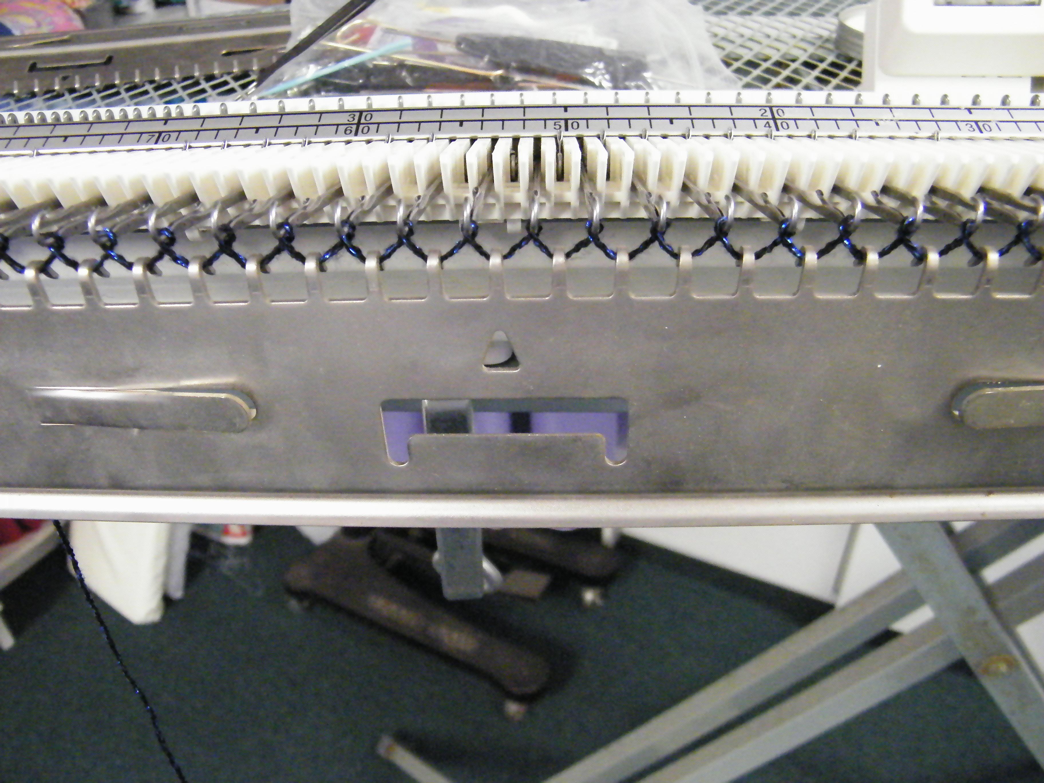 Passap Knitting Machine Patterns : Passap Vario The Thrifty Needle